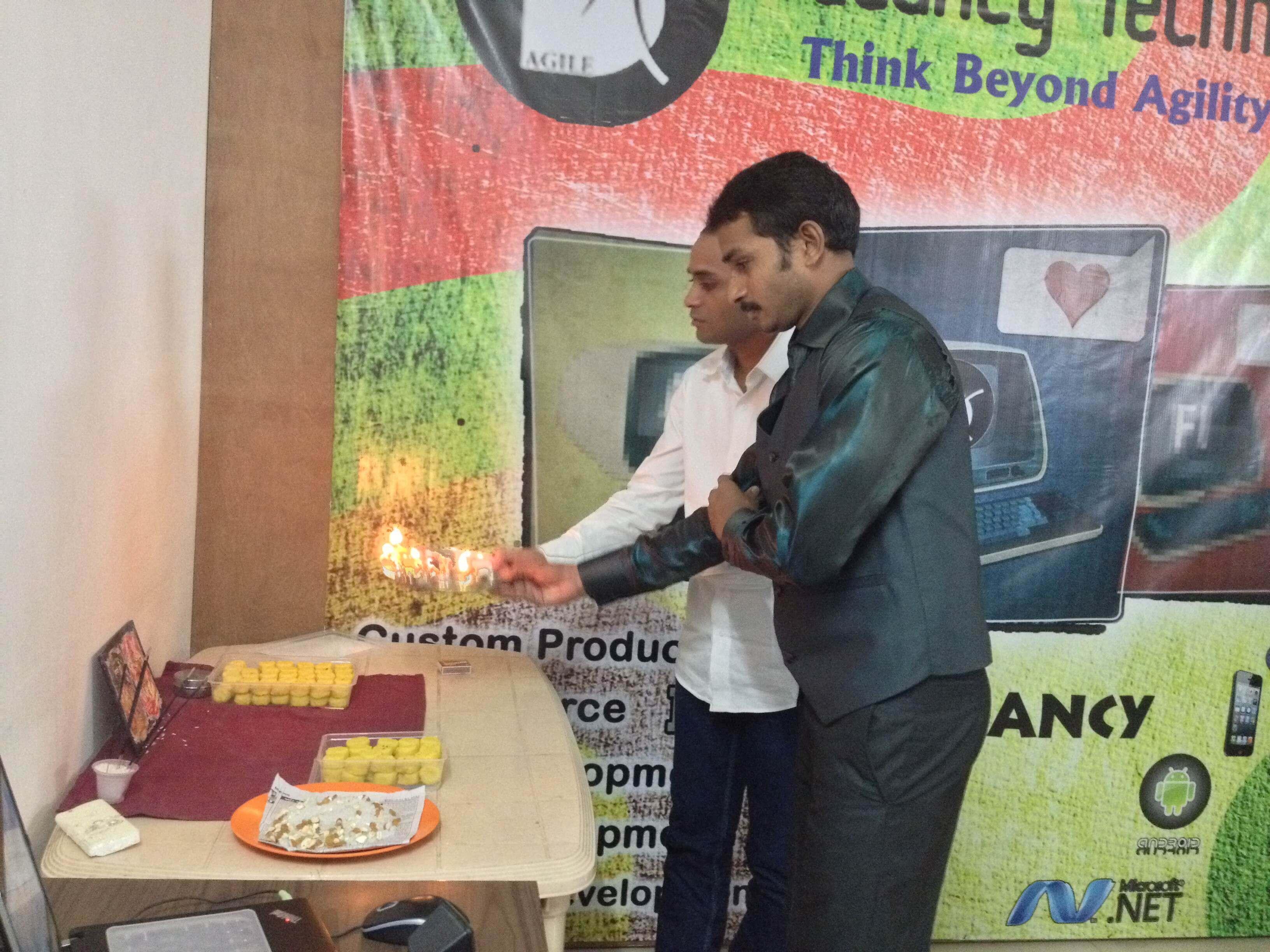 Navratri Celebration