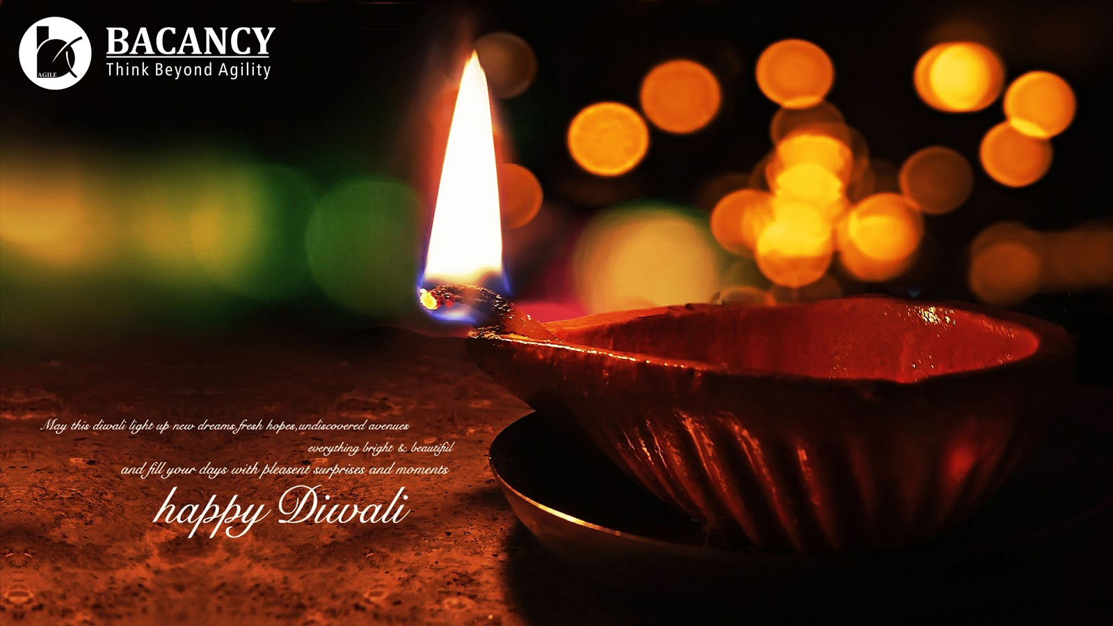 Happy Diwali From Bacancy Technology