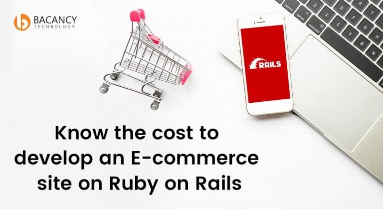 ROR for E-commerce