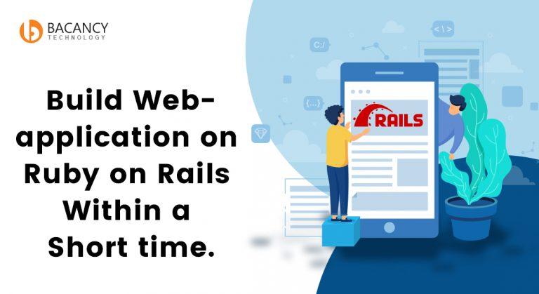build web-app with ror