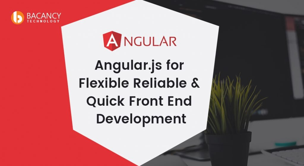 Angular js flexible reliable and quick front end