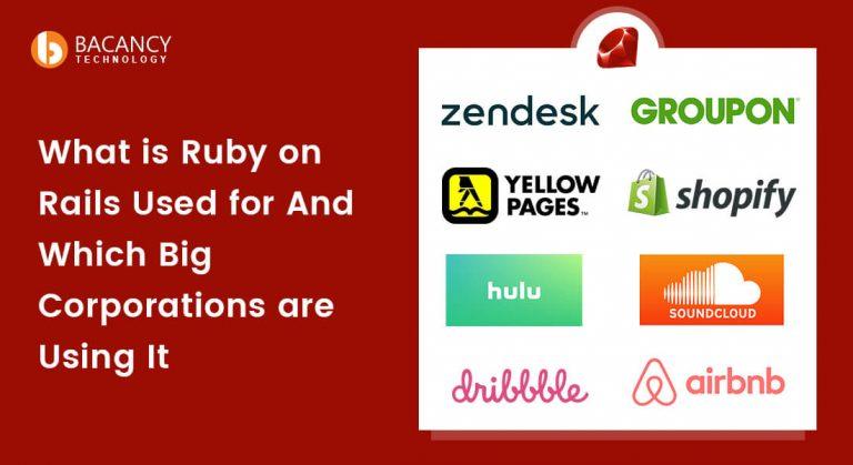 Companies using Ruby on rails