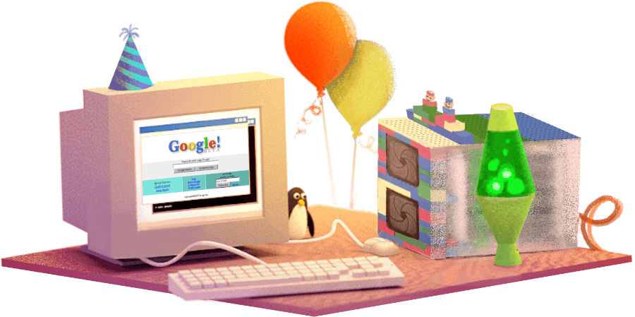 birthday wishes to google we feel grateful to have you
