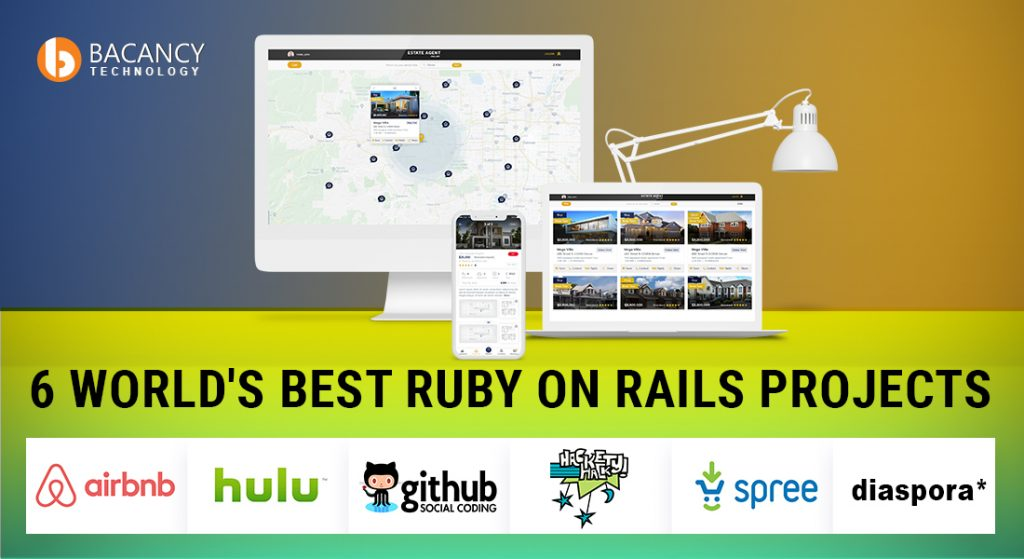 6 World's Best Ruby on Rails Projects