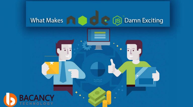 What Makes Node.Js Damn Exciting