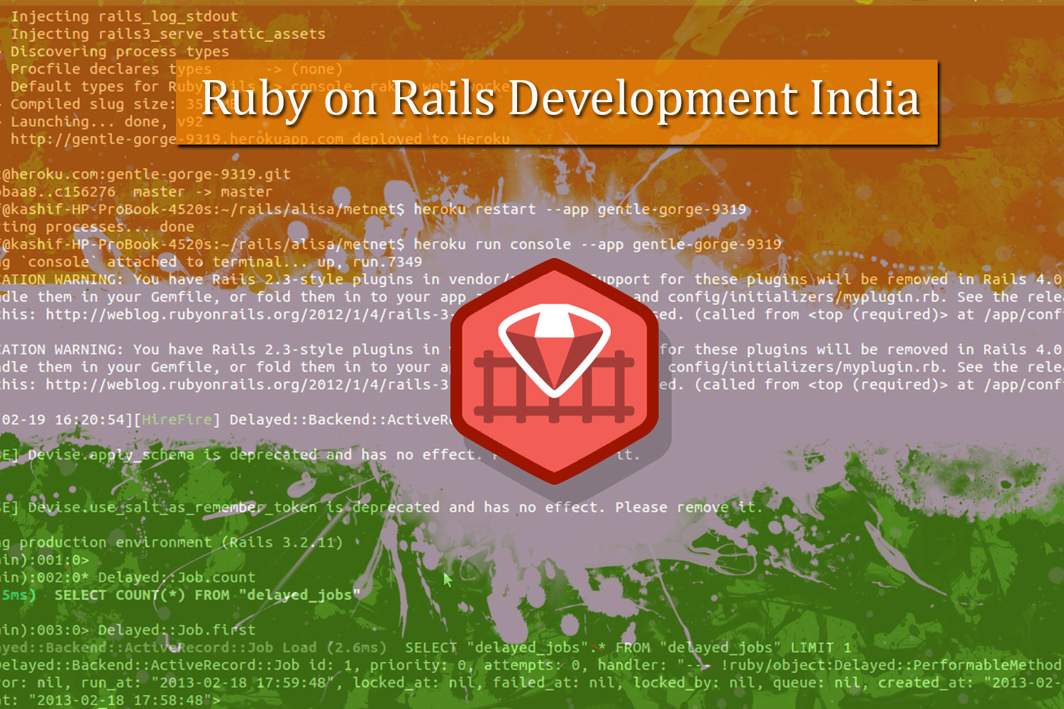 World's Most Emerging Ruby on Rails Development Company based in Ahmedabad, India
