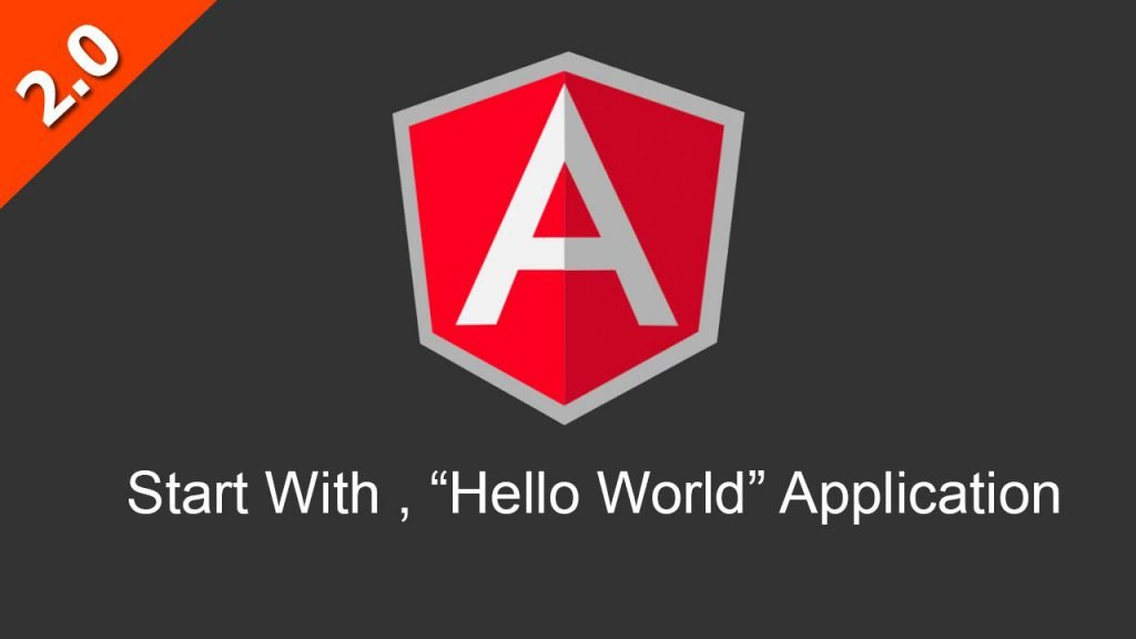 "Start With , ""Hello World"" Application"