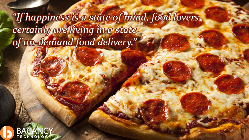 On-Demand Food Delivery Application