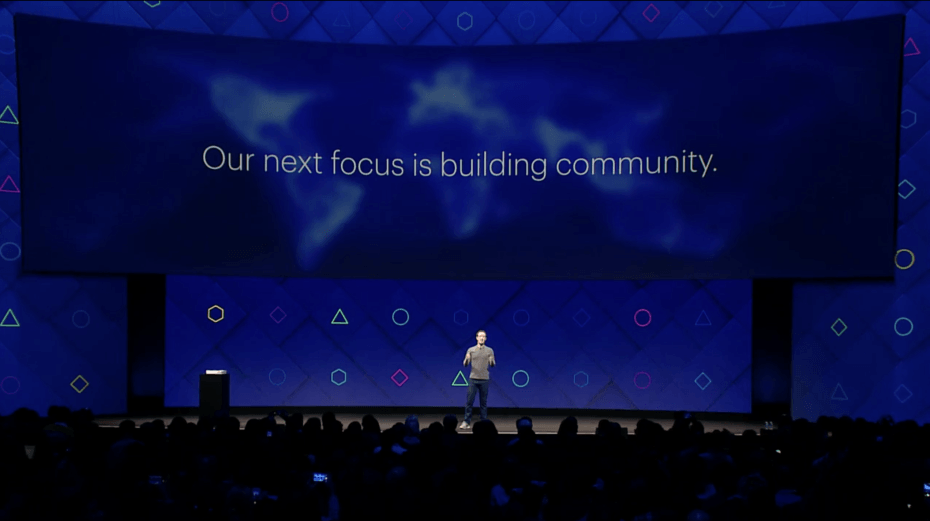 Facebook's #F8 2017 Highlights