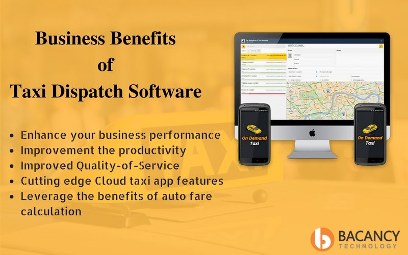 Taxi Dispatch Software Is Empowering You To Compete And Grow in All The Prospects Of Taxi Business