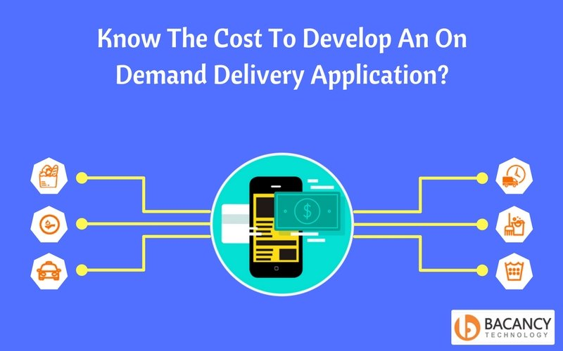 How Much Does An On Demand App Delivery Cost?