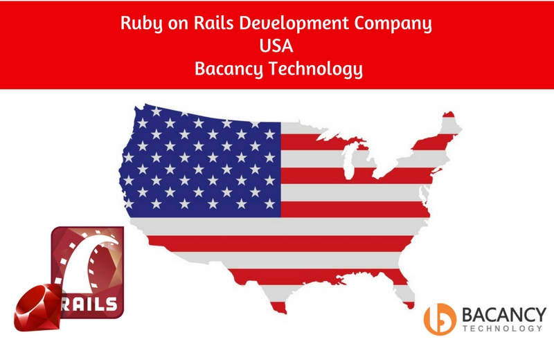 We are Bacancy Technology: A USA based Ethically Driven Ruby on Rails Development Company