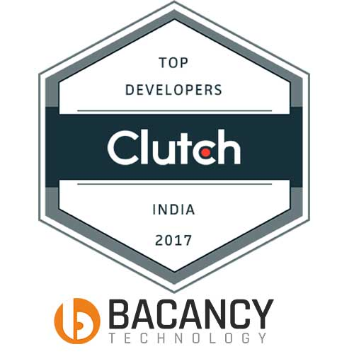 Bacancy Technology is Recognized as a Top App Developers in Ahmedabad, India