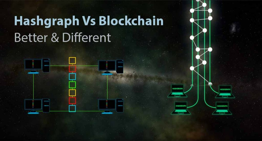 Hashgraph Vs Blockchain