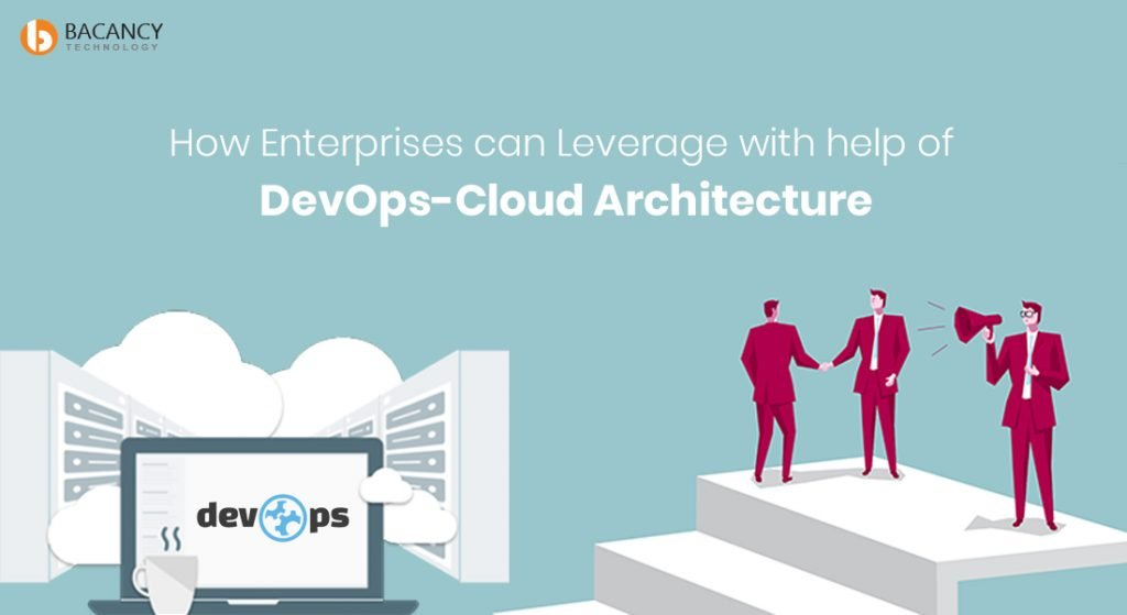 How Enterprises can Leverage with help of DevOps-Cloud Architecture