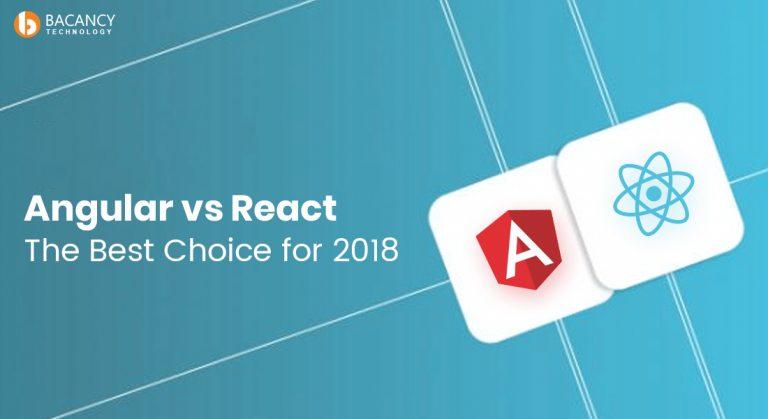 Angluar-vs-React