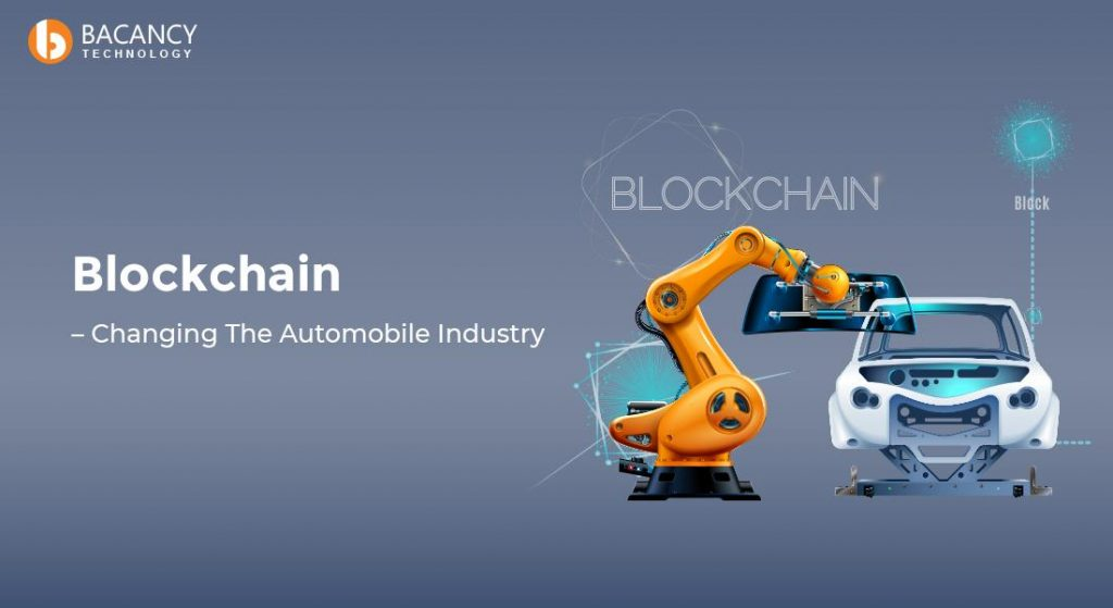 changing the blockchain automobile industry