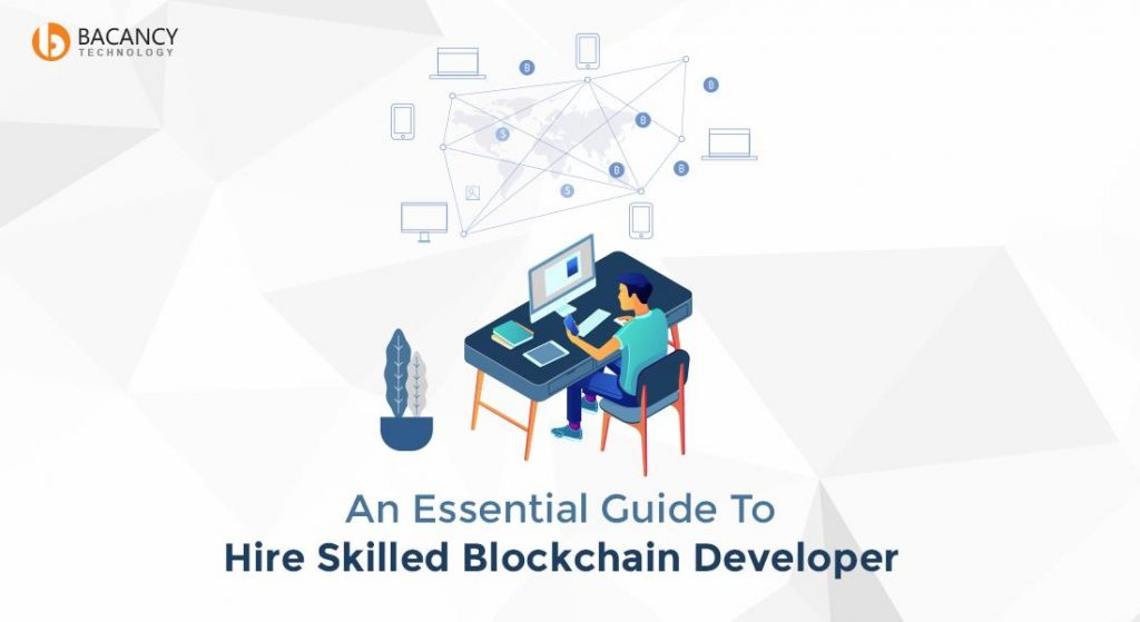 Hire skilled blockchain Developer