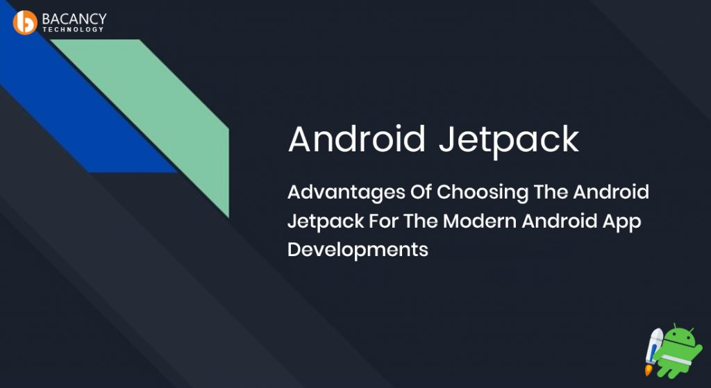 Android jetpack for mobile app