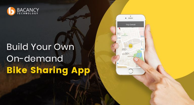 Bike Sharing App development