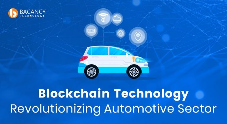 Blockchain Technology Revolutionizing Auto Sector