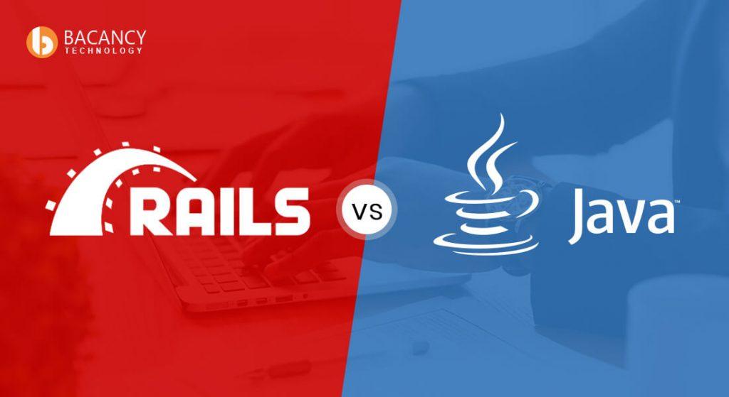Java vs Ruby on Rail