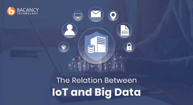 The Relation Between IoT and Big Data