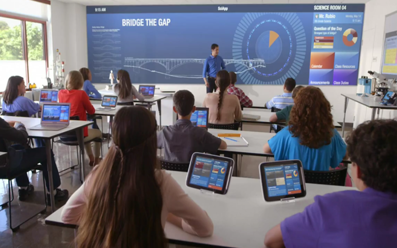 IoT For Education Industry