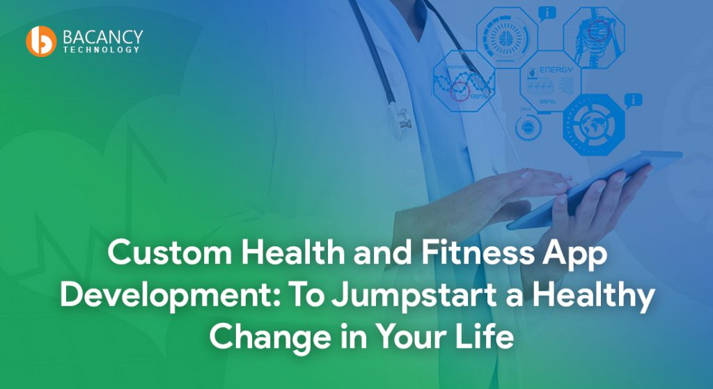Health and fitness app services for your well being