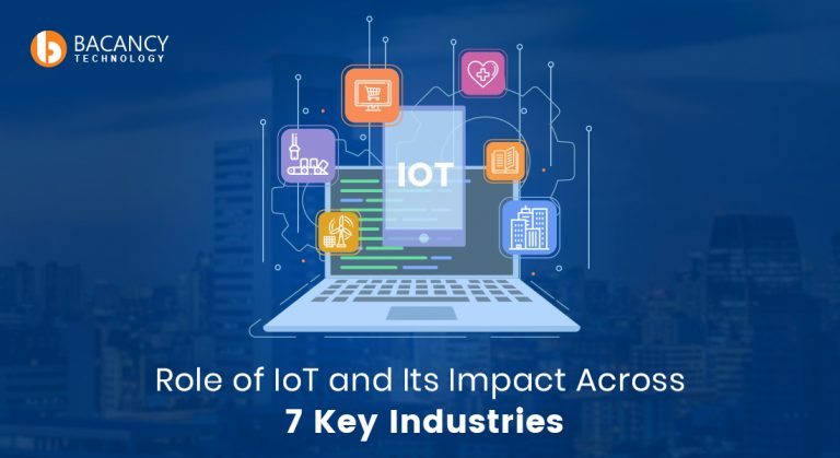 Role of IoT and Its Impact Across 7 Key Industries
