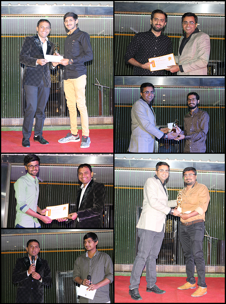 Recognition of Talent – Awards Ceremony.