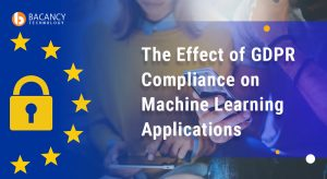 GDPR on AI and Machine Learning