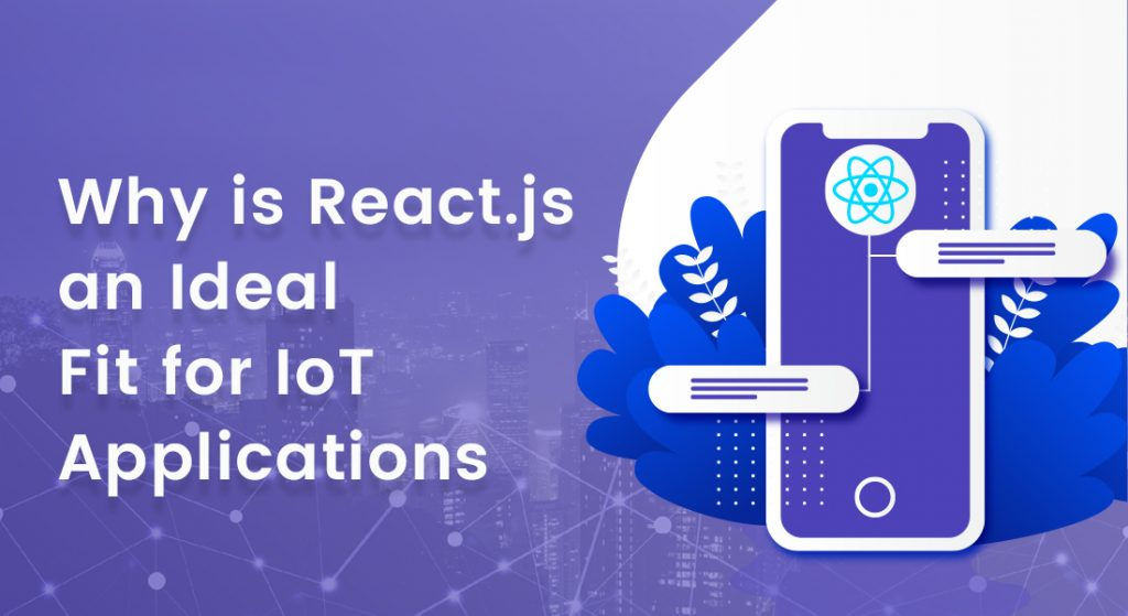 IoT and React.js
