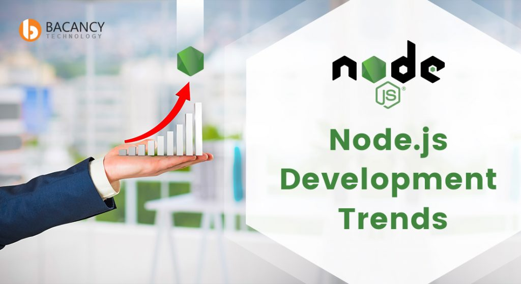 nodejs development treands