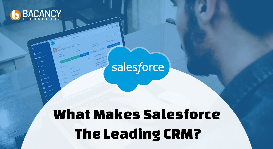 why use salesforce crm