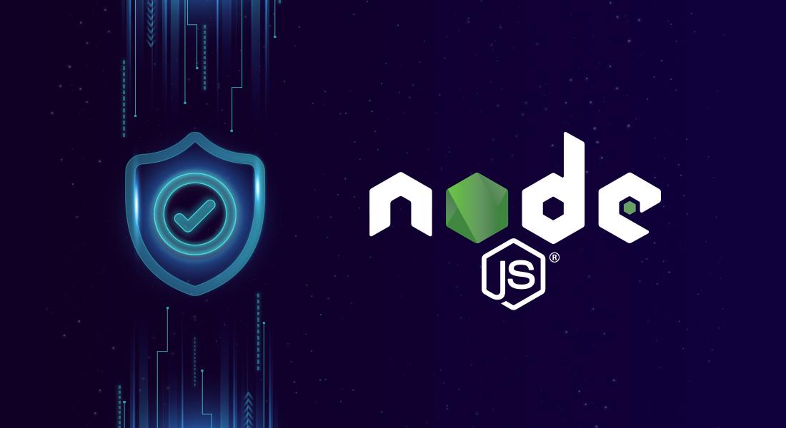 node.js application