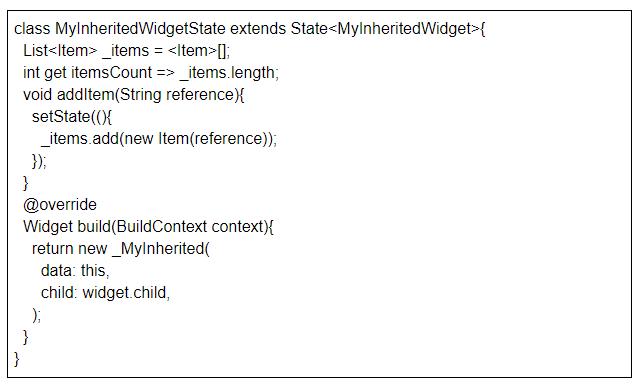 MyInheritedWidgetState