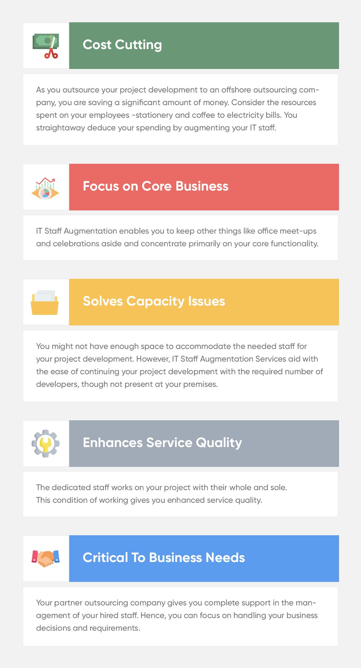 Choose IT Staff Augmentation Services