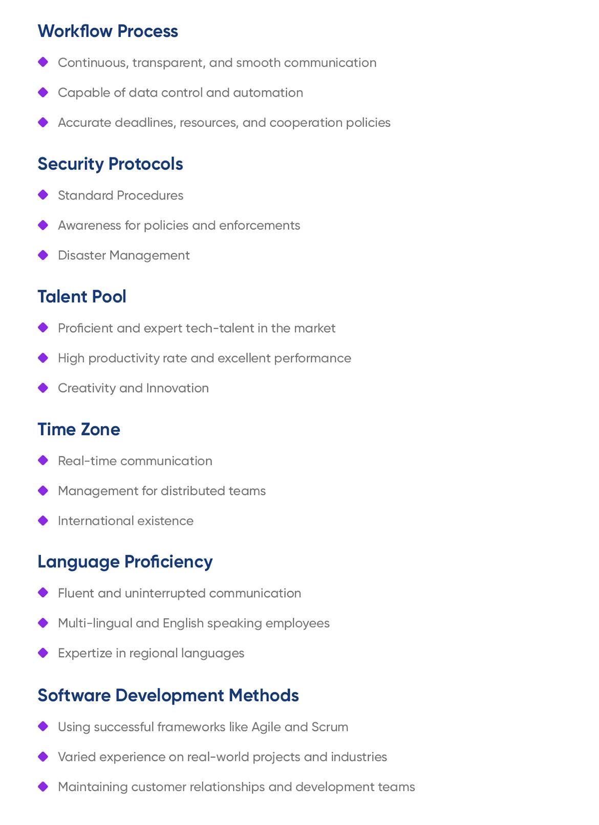 Trustworthy IT Staff Augmentation Partnership