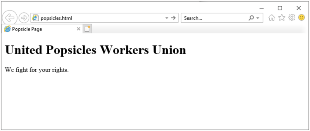 HTML United