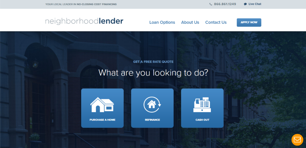 Neighborhood Lender