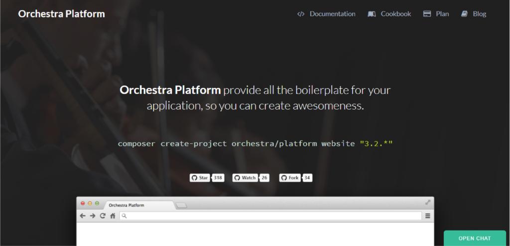 Orchestra Platform