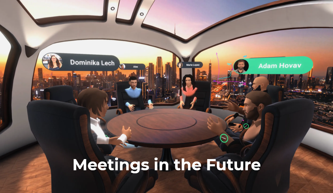 Meetings in the Future