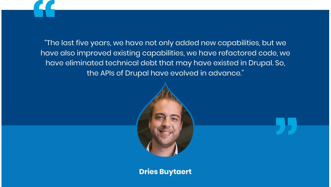 Dries Buytaert quote