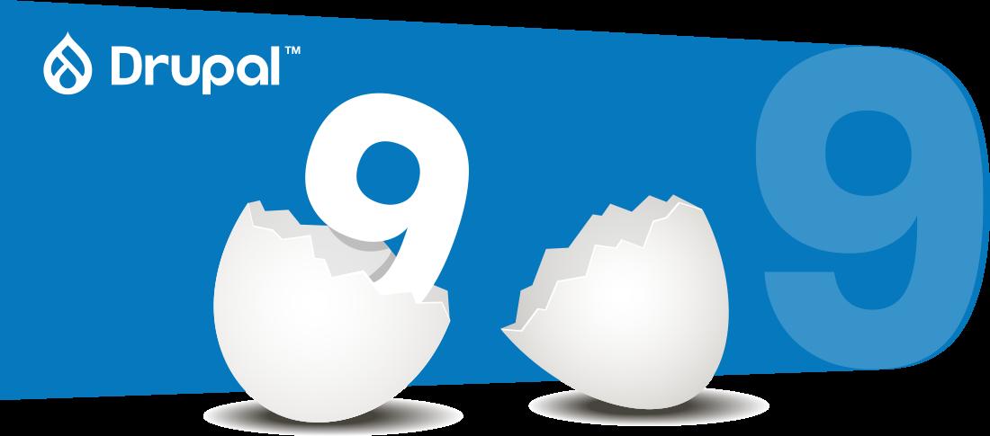 Drupal 8 to 9