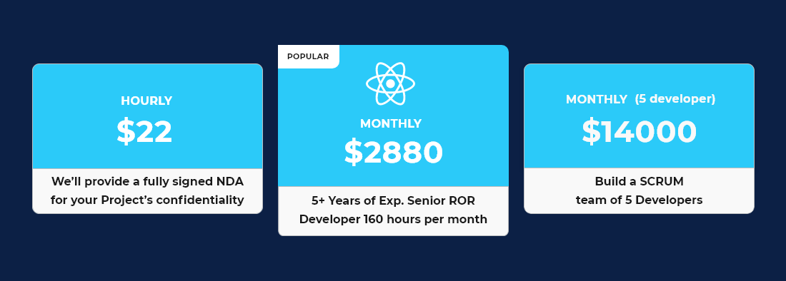 experienced React Native developers