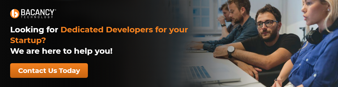 Hire developer for your startup