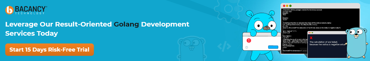 Hire Golang Developer in India