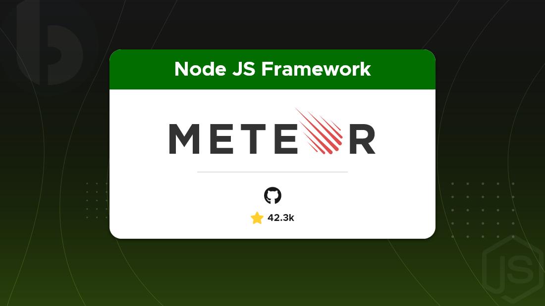 Meteor Web Framework