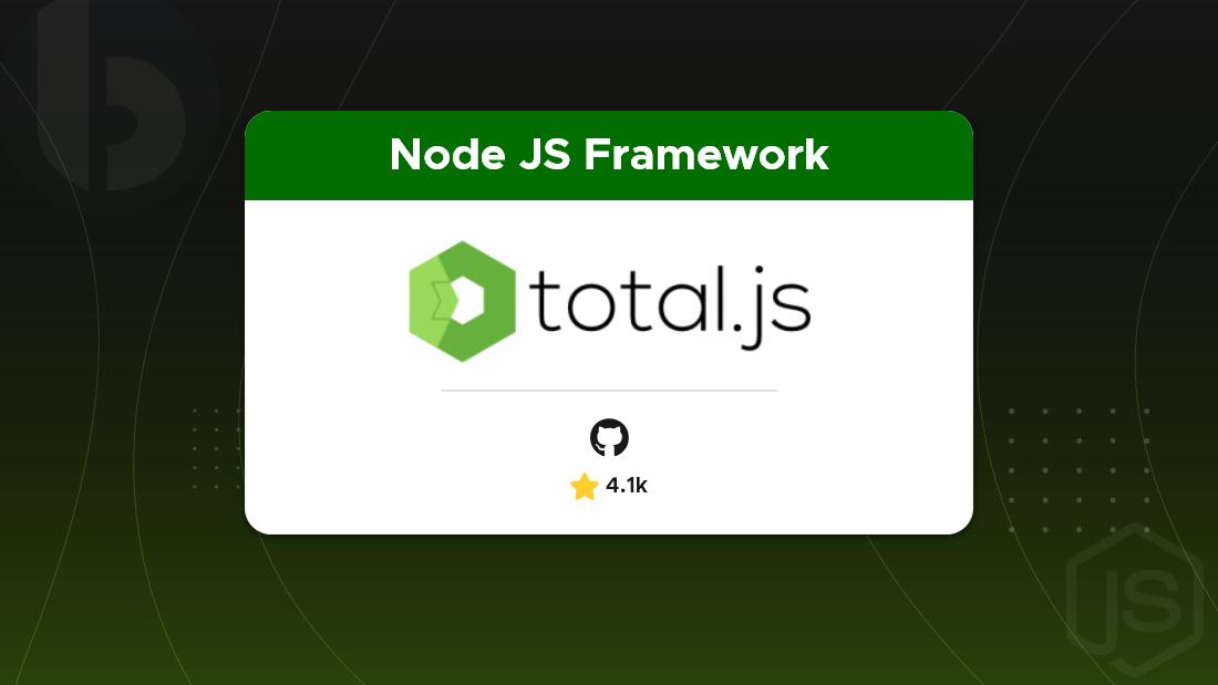 Total.js Framework